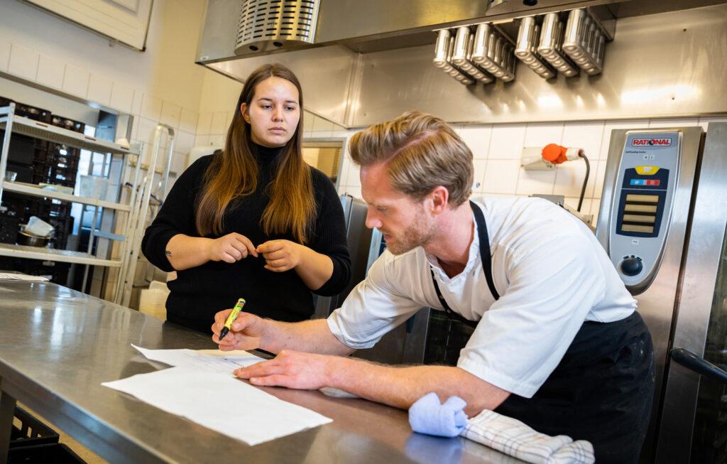 Maria og Kirk Hedegaard